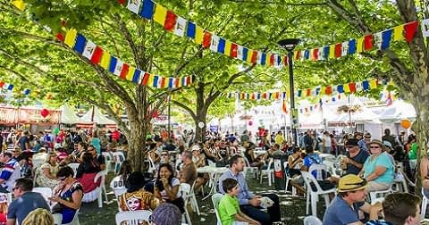 multi cultural events